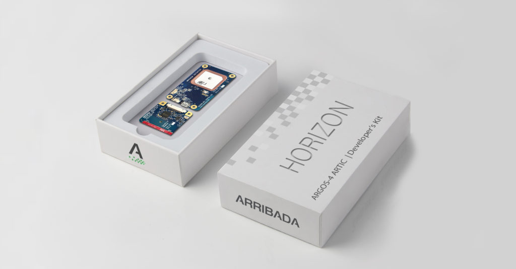 Arribada Horizon Platform – An Open Source based ARGOS transmitter.