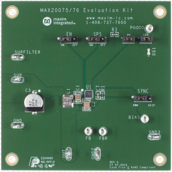 MAX20075 Mini Buck Converter