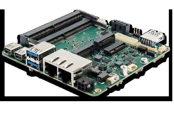 EEPD Launches AMD Ryzen Embedded NUC Boards & Mini PCs