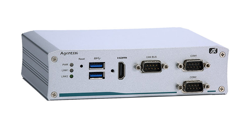 Axiomtek's i.MX 8M-based Fanless Embedded System with E-Mark Certification – Agent336