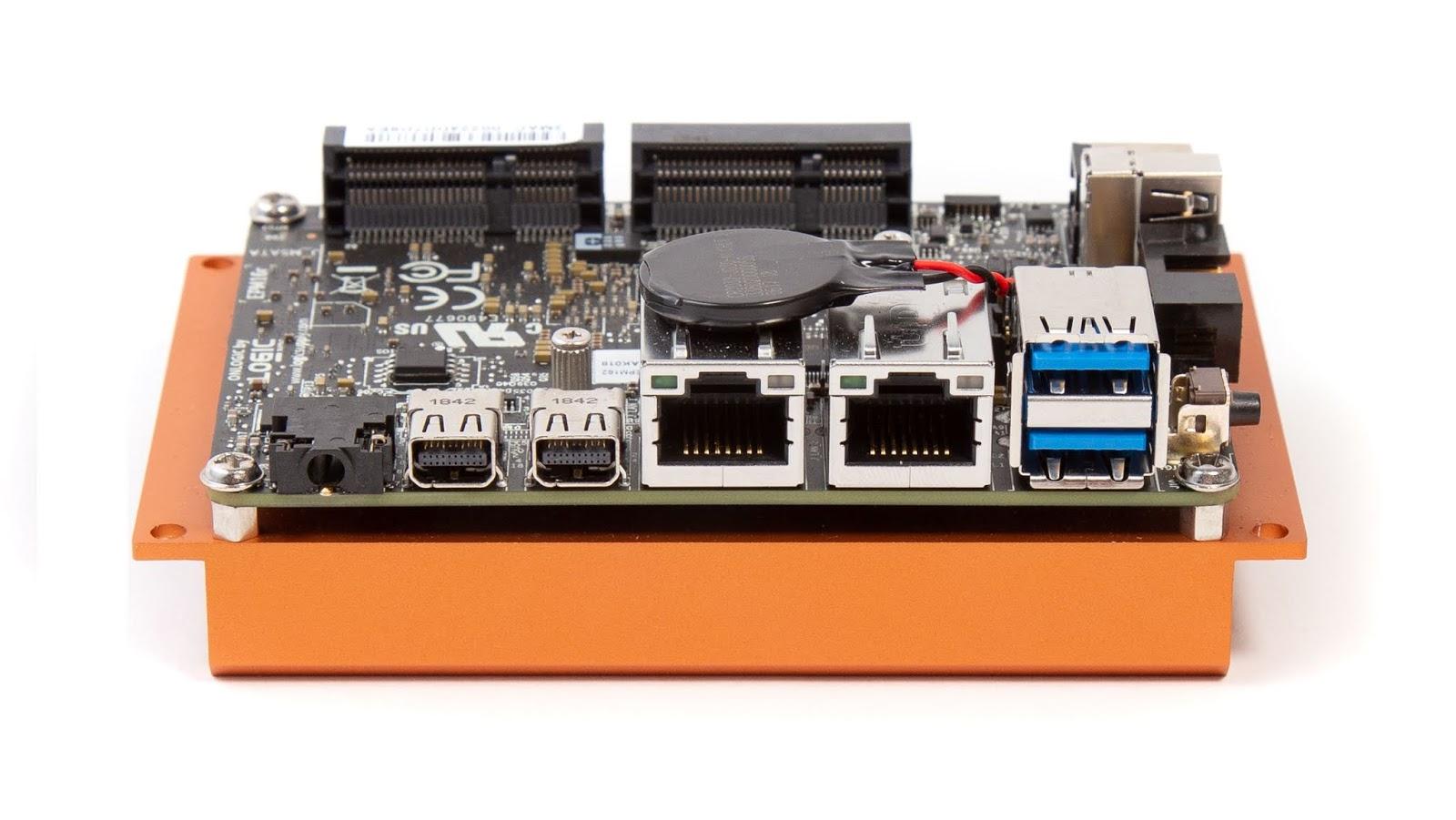 OnLogic Announces Four New Apollo Lake Pico-ITX SBCs