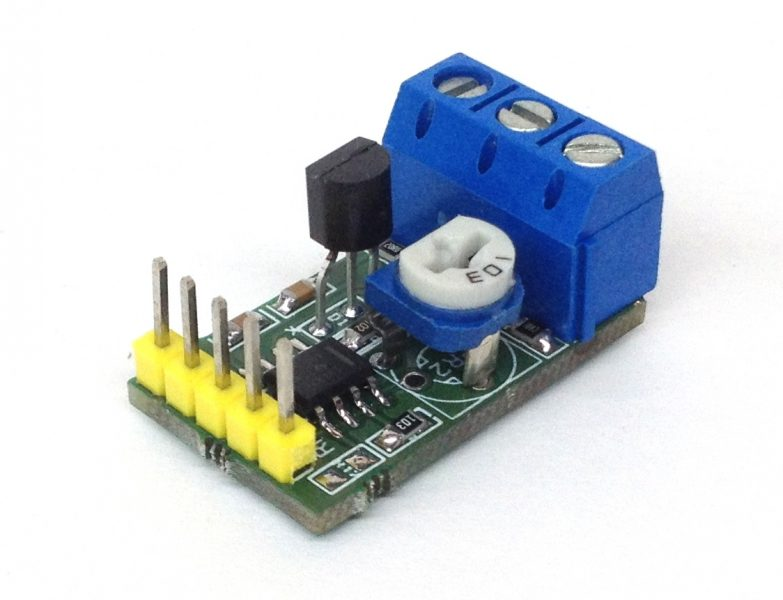 4-20mA / ±10V Analog Input Module for PLC