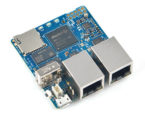 Meet the NanoPi R2S from FriendlyElec