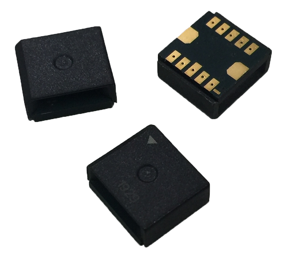 Air Velocity Sensors With Digital I2C Output for Thermal Management and Filter Monitoring Applications