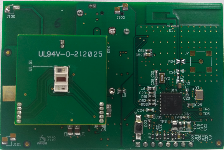 Multi-sensor SpO2 and Heart Rate Monitor (HRM) reference design with Bluetooth® 5