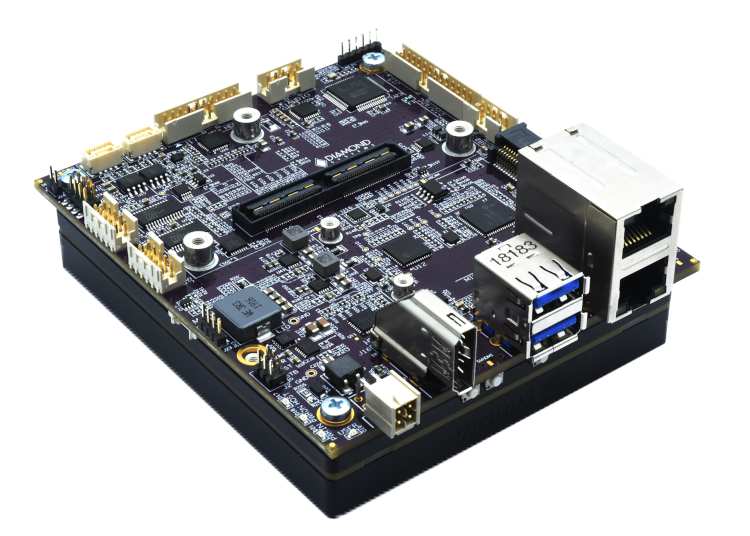New carrier boards and mini-PCs for Jetson