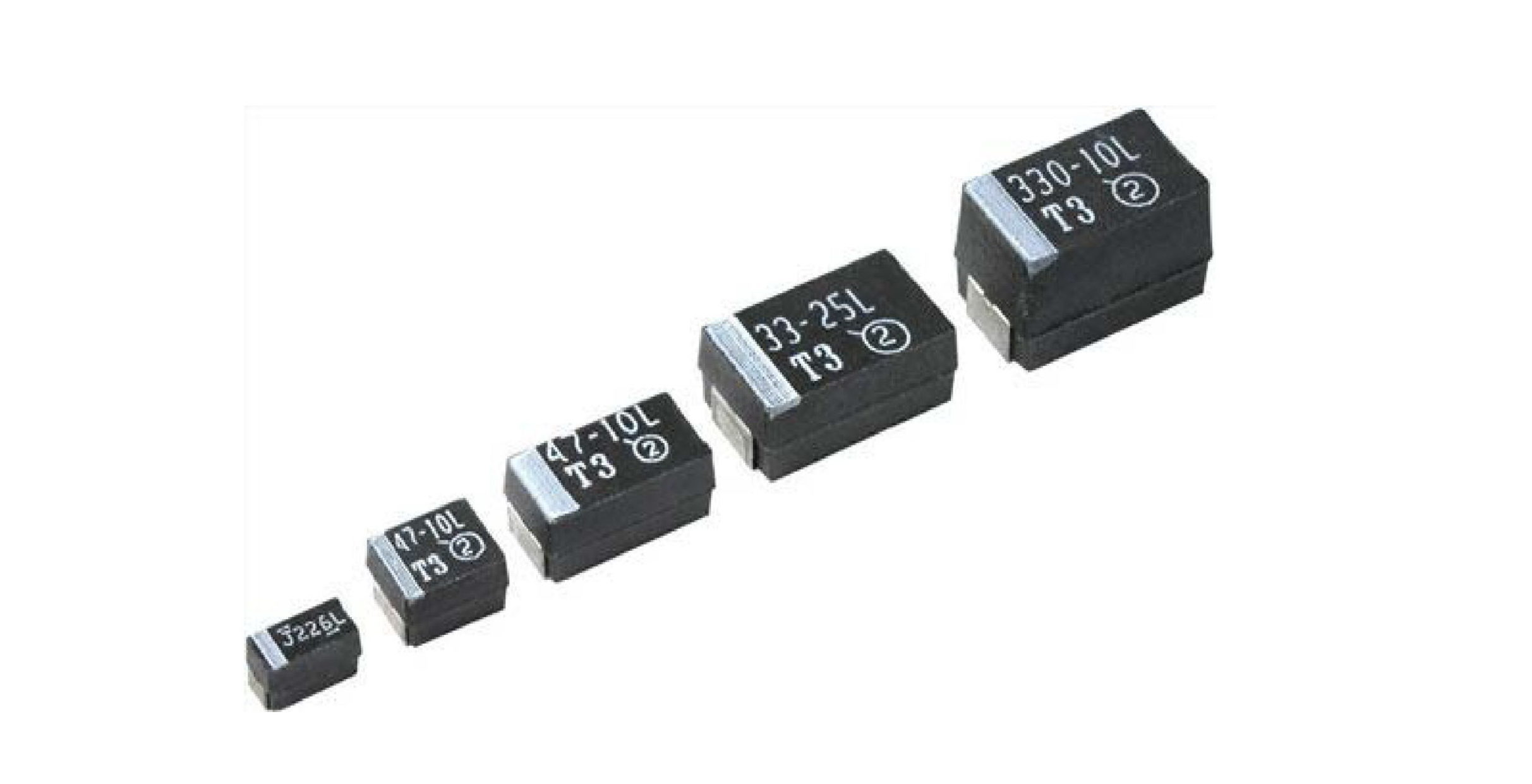 Low ESR tantalum capacitors make a difference in circuit designs