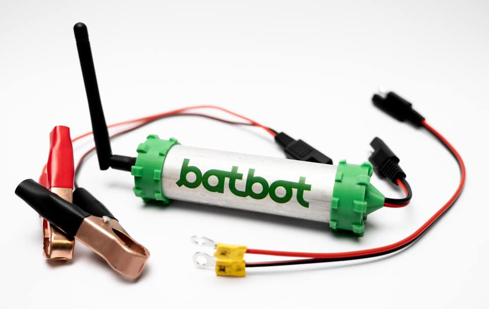 Batbot – the battery monitor that keeps you informed