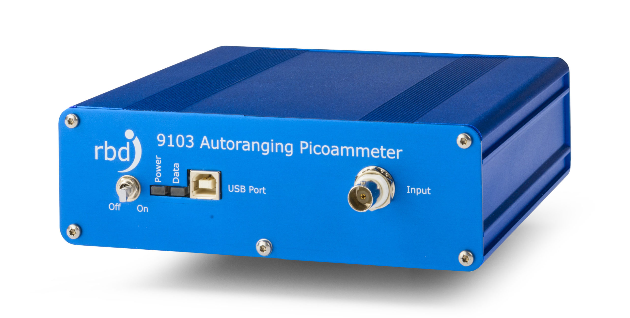 Saelig Introduces RBD 9103 USB Graphing Picoammeter
