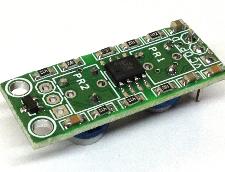 0 to 5V output Analog Hall Sensor for Foot Controller