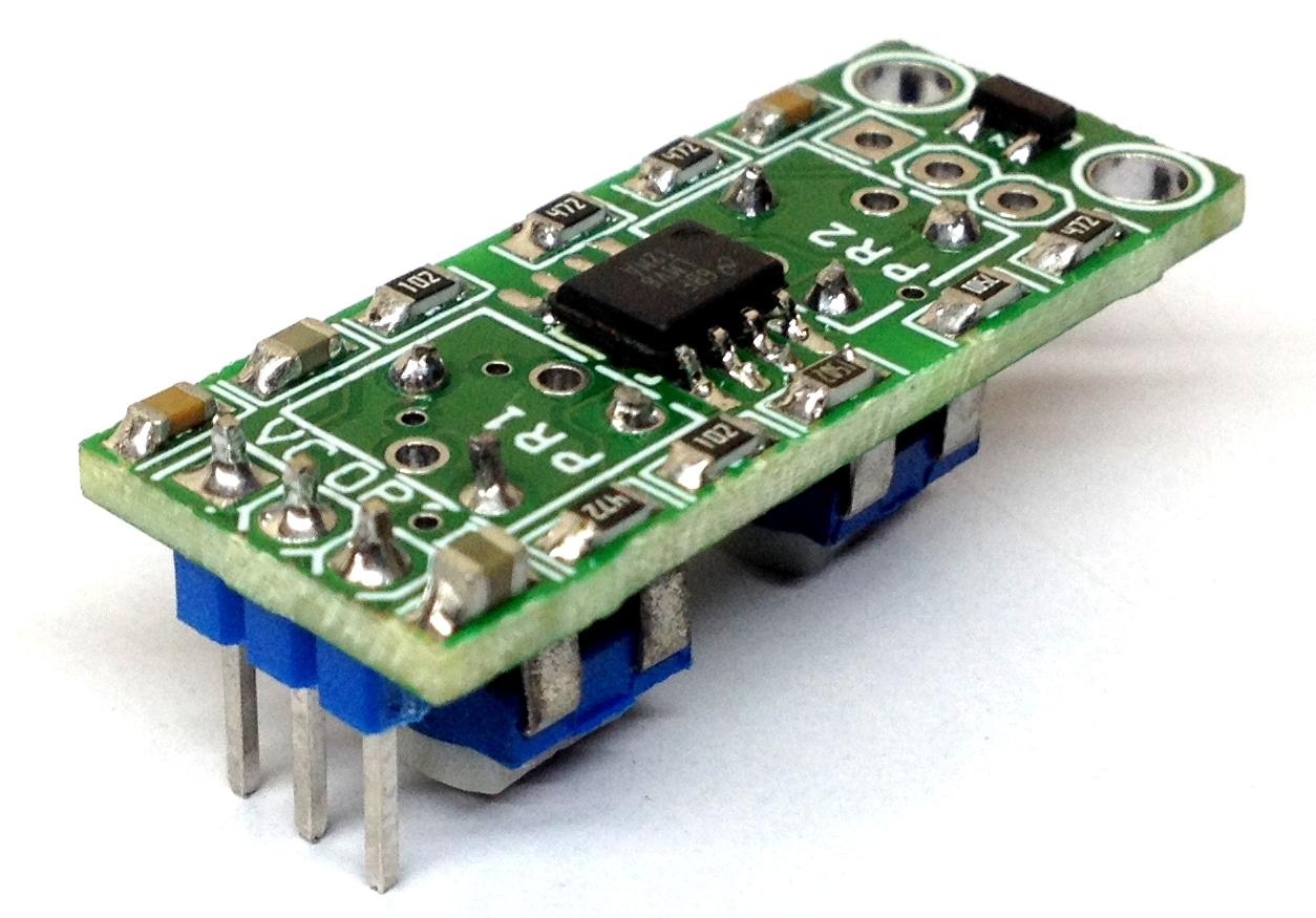 0 to 5V output Analog Hall Sensor for Foot Controller