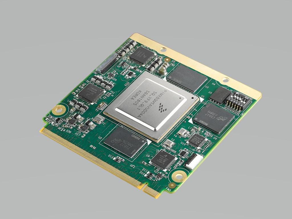 Advantech Releases NXP i.MX8 QuadMax ROM-7720, Qseven Module for AI and Machine Vision Application