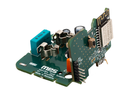 Smart Plug Reference Design – MP161 Non-Isolated Buck Regulator with ESP8266