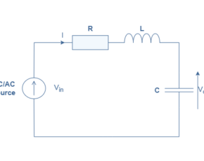 Series RLC Circuit Analysis