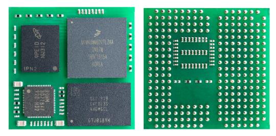 OSM (Open Standard Module) with NXP i.MX 8M Mini / Nano CPU
