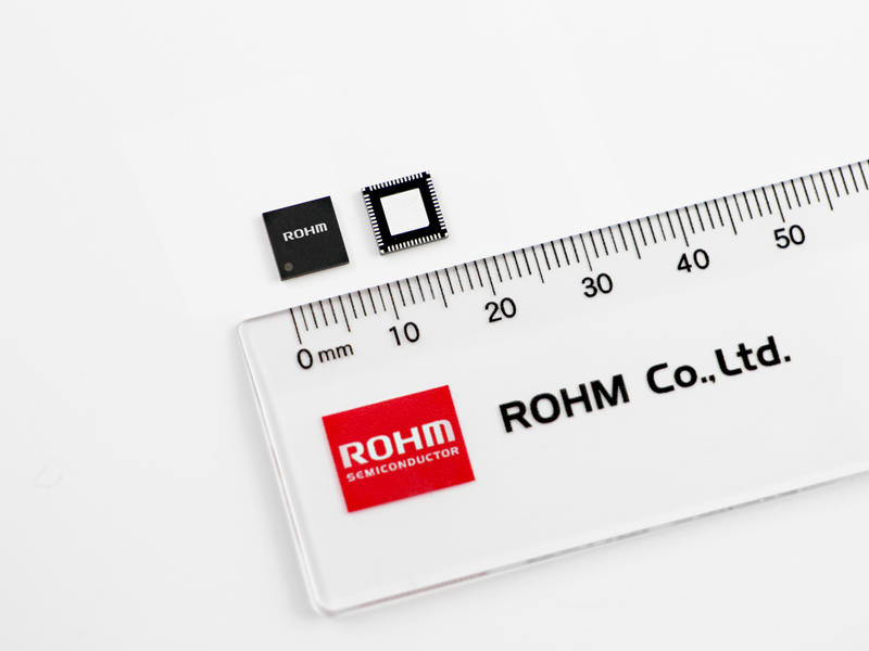 ROHM's New Efficient Power Management IC Optimized for i.MX 8M Nano Processors