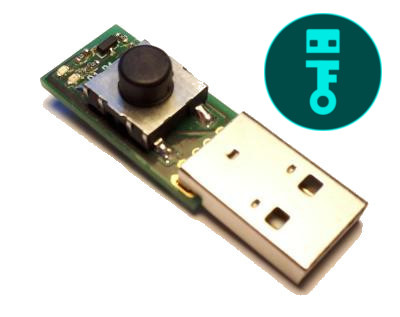 snopf is a Tiny USB password token