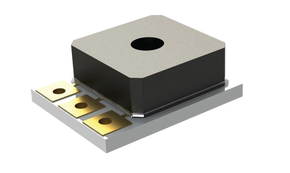 Pressure transducer series from Merit Sensor