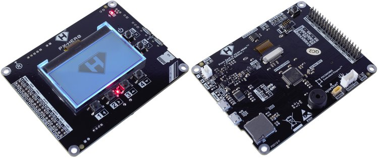 Meet the PX-Hero, an ARM Cortex-M0+ Based Development Board for Embedded Systems Education