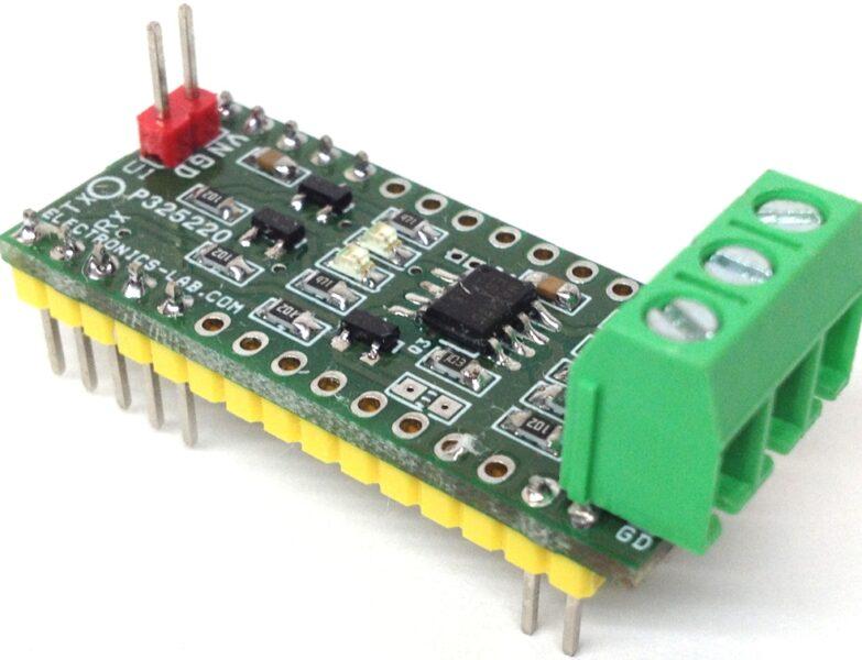 RS485 Shield For Arduino Nano