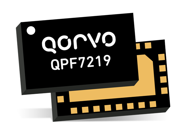 Qorvo QPF7219 Wi-Fi Integrated Front End with edgeBoost for Broader Wi-Fi 6 Coverage