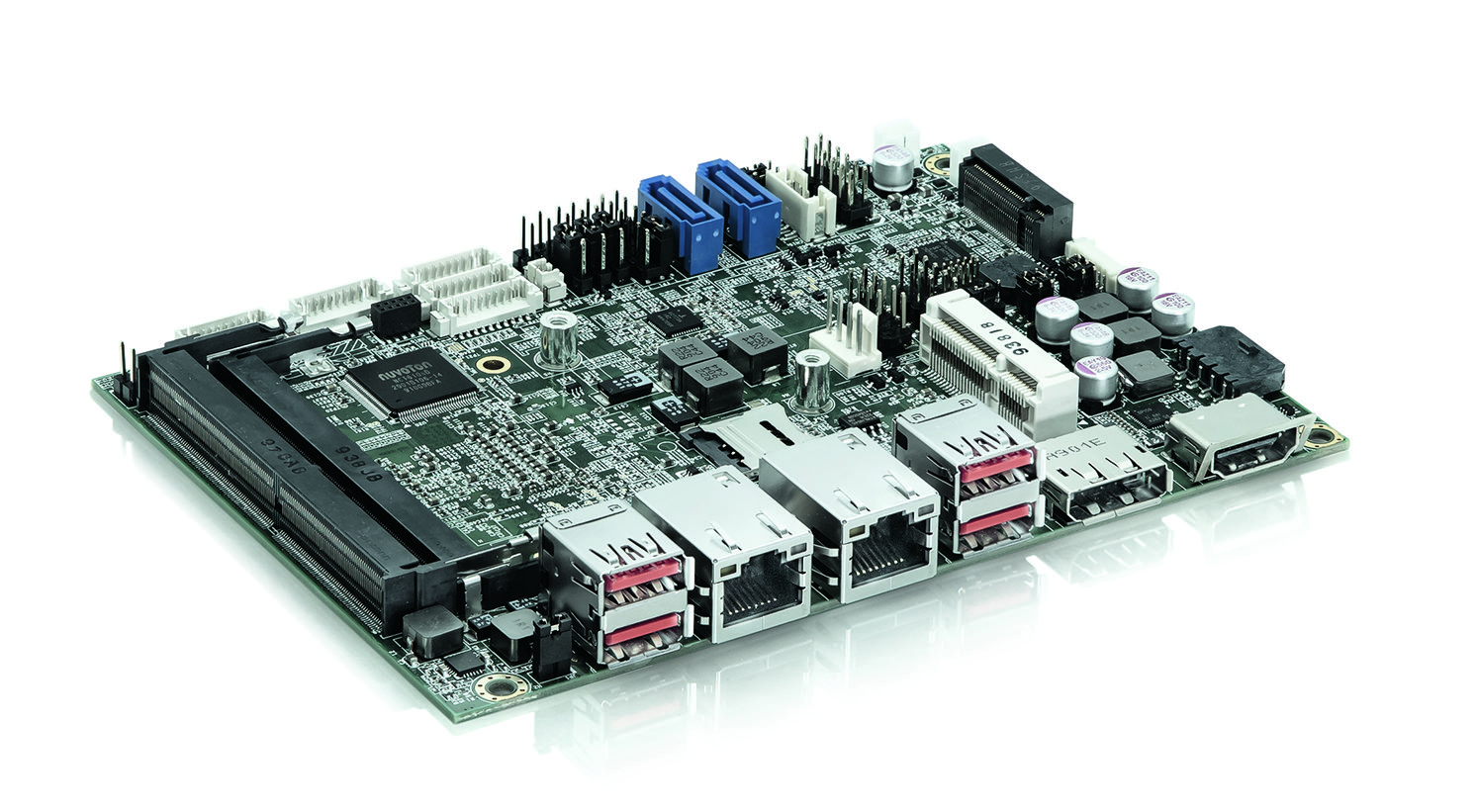 Kontron Single Board Computer in 3.5-inch format for AMD Ryzen™ Embedded V1000/R1000 processor