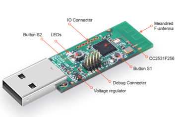 ITEAD Launches a $4 Zigbee CC2531 packet sniffer For USB devices