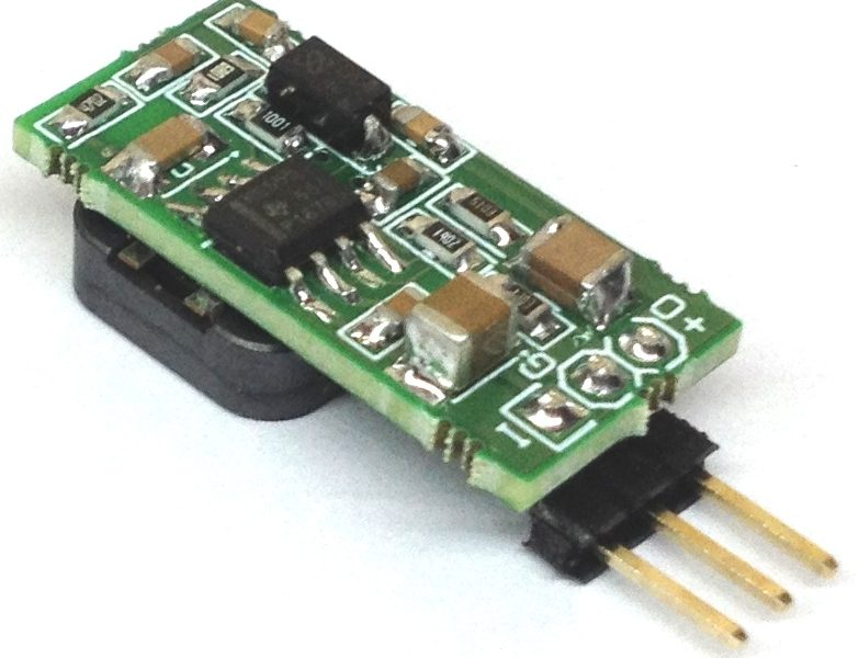 90V to 10V @ 500mA High Voltage DC-DC buck converter
