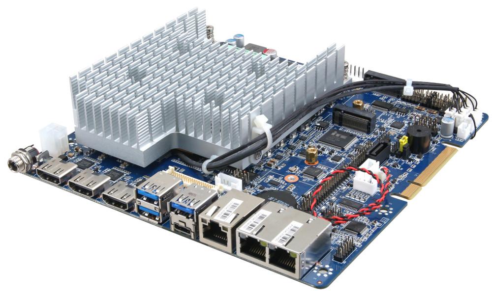 Avalue introduces EMX-WHLGP, a 8th Gen Intel® Whiskey Lake U Core™ SoC i7/i5/i3 Thin MINI ITX motherboard