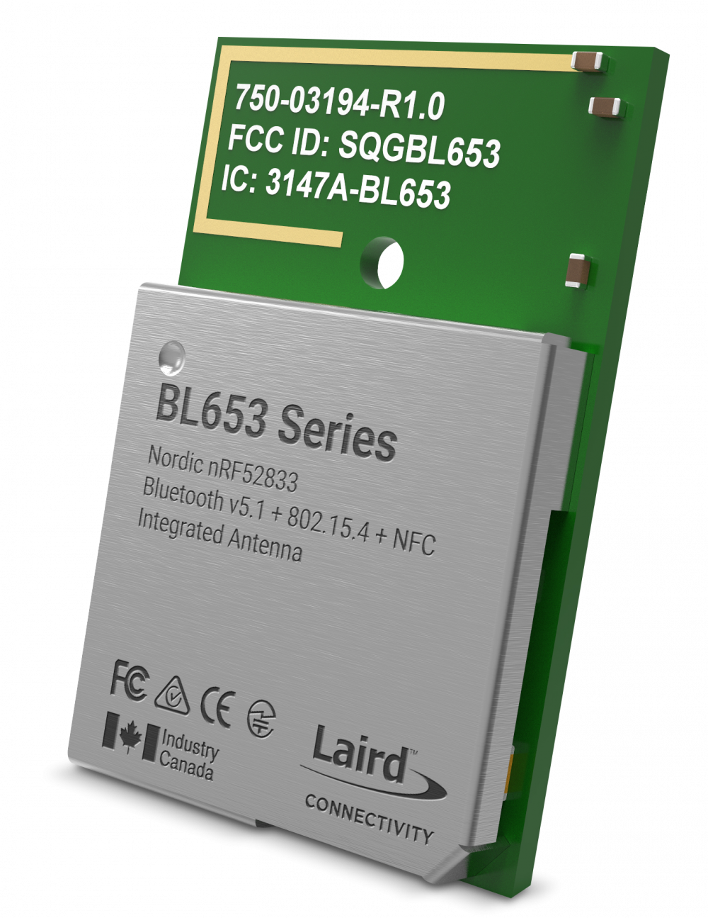 Laird Releases New Bluetooth 5.1 Module