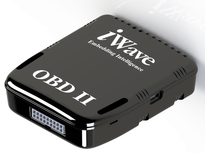 iWave OBD II Secured Edge Analytics Enabling IoT in Fleet Management