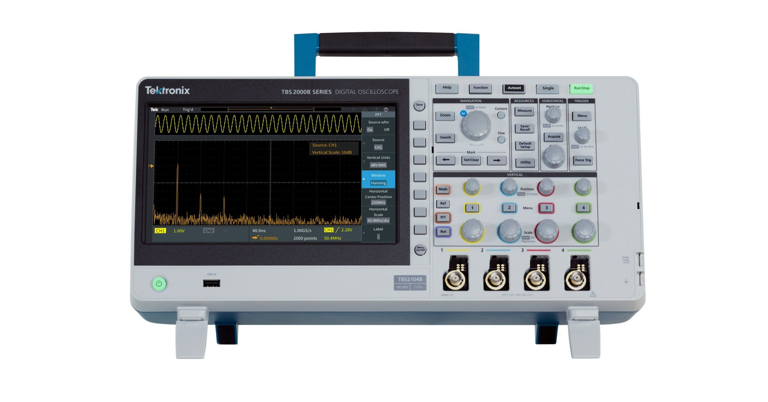 Farnell offers 15% off new Tektronix DSO