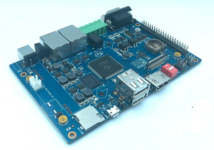 Banana Pi BPI-F2P is for low power IoT