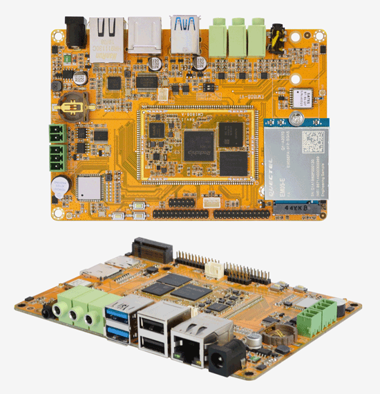 Boardcon Announces EM1808 Embedded SBC for AIoT Solution