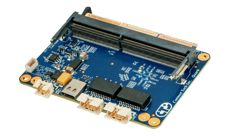 Connect Tech Announces Carrier Board and System Level Support for NVIDIA Jetson Xavier NX.