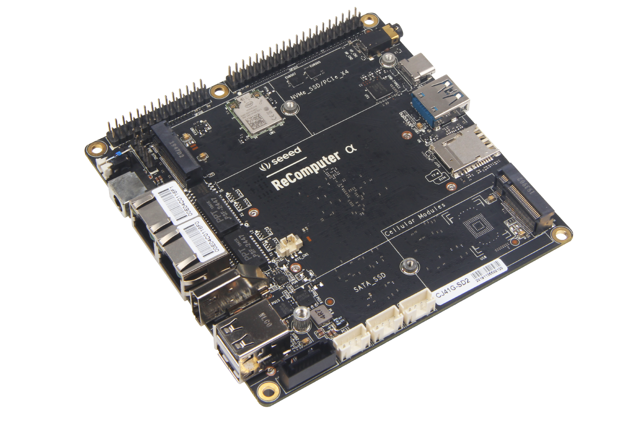 ODYSSEY – X86J4105800 Most expandable Win10 Mini PC (Linux and Arduino Core) with 8GB RAM