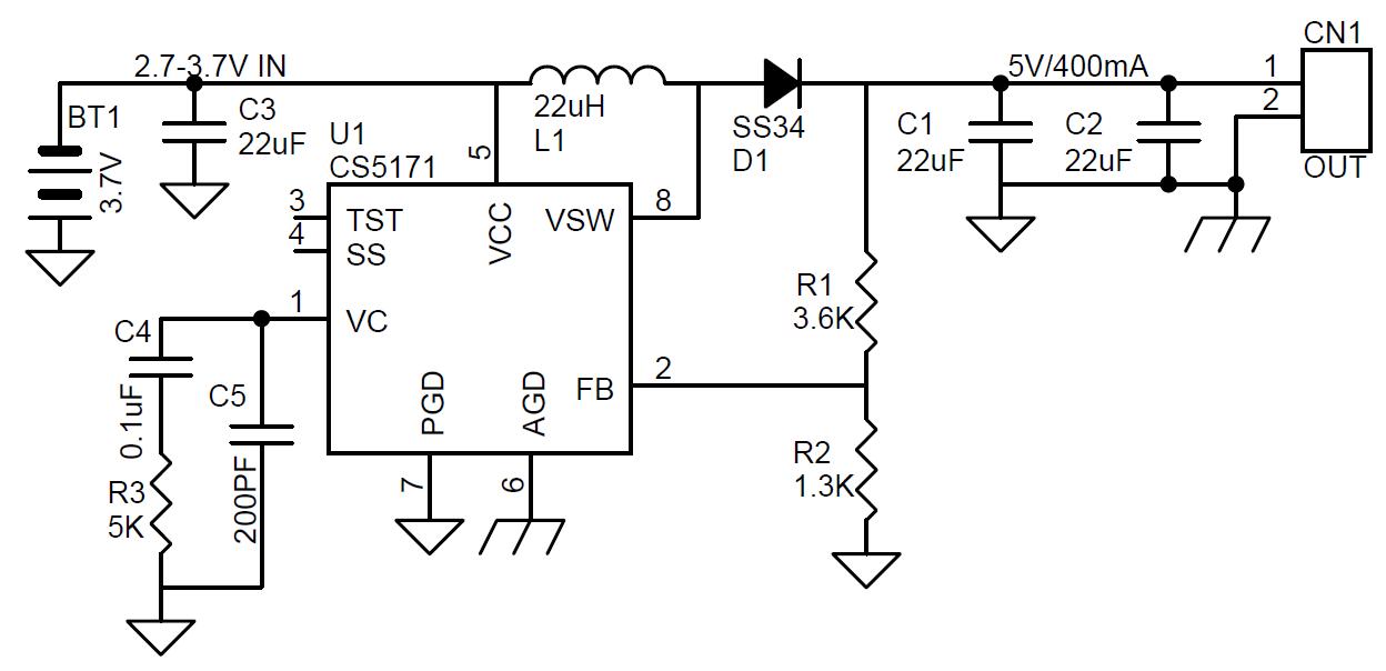 FAN6755 PWM CONTROLLER POSIZIONE INTERNA 015417 TEK