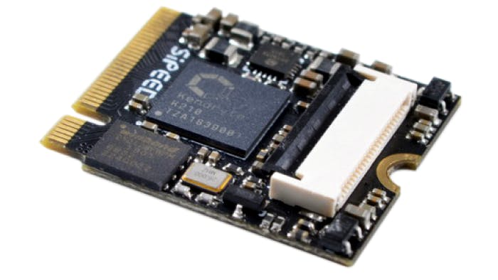 Kendryte's Popular K210 RISC-V SoC with Neural Processing Unit Finds a New Home in Sipeed MAIX Nano M1n