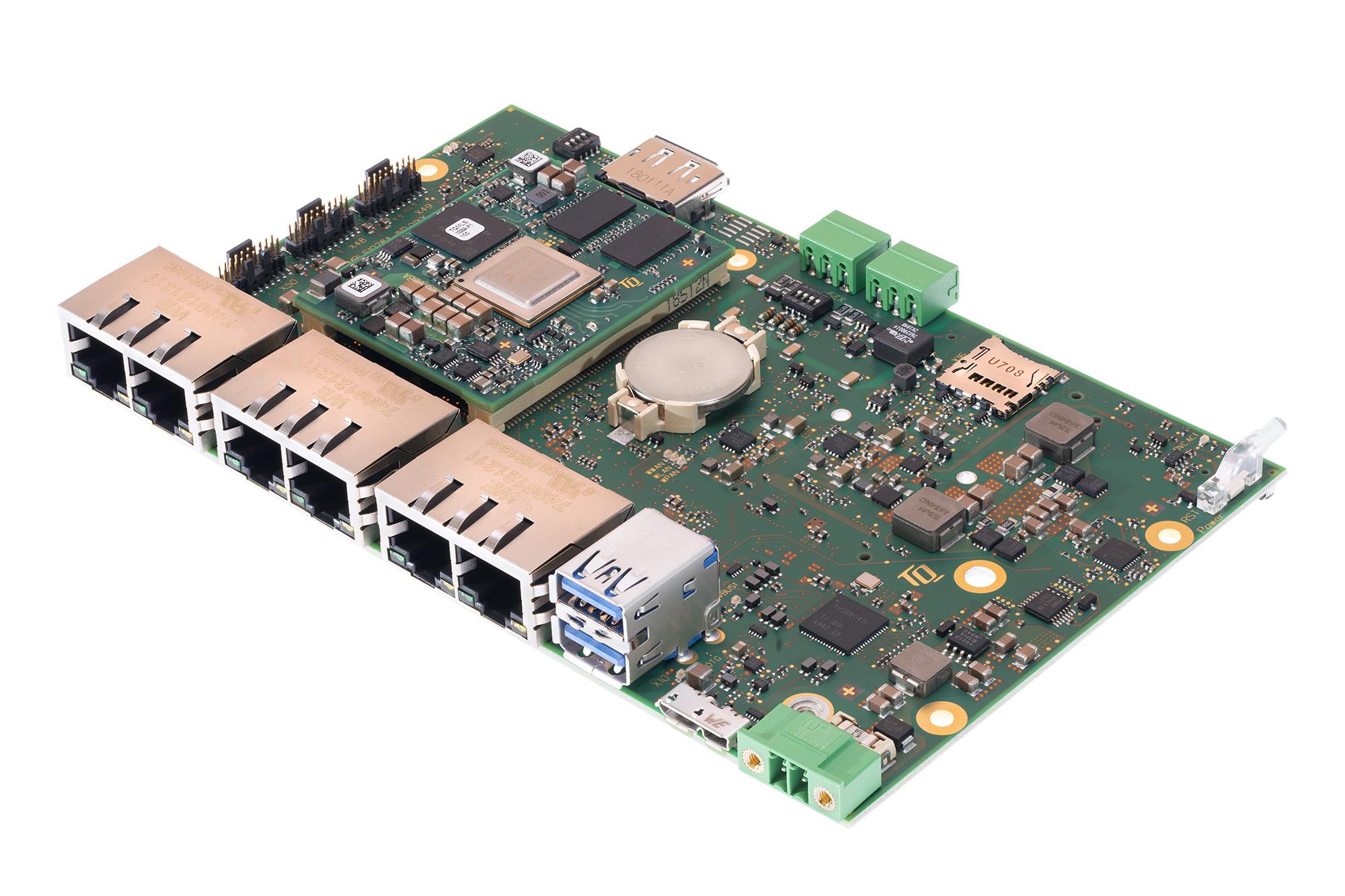 New TQ platform based on Layerscape Dual Cortex-A72 technology