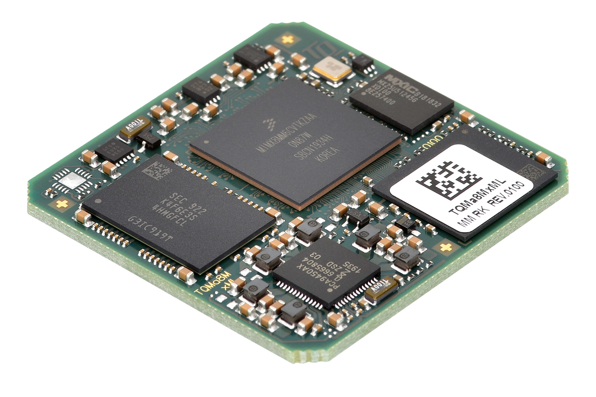 New TQ module based on ARM® Cortex®-A53 with i.MX8M Mini and Nano technology