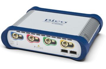 PicoScope 6000E 4-Channel 500MHz Mixed-Signal Oscilloscopes