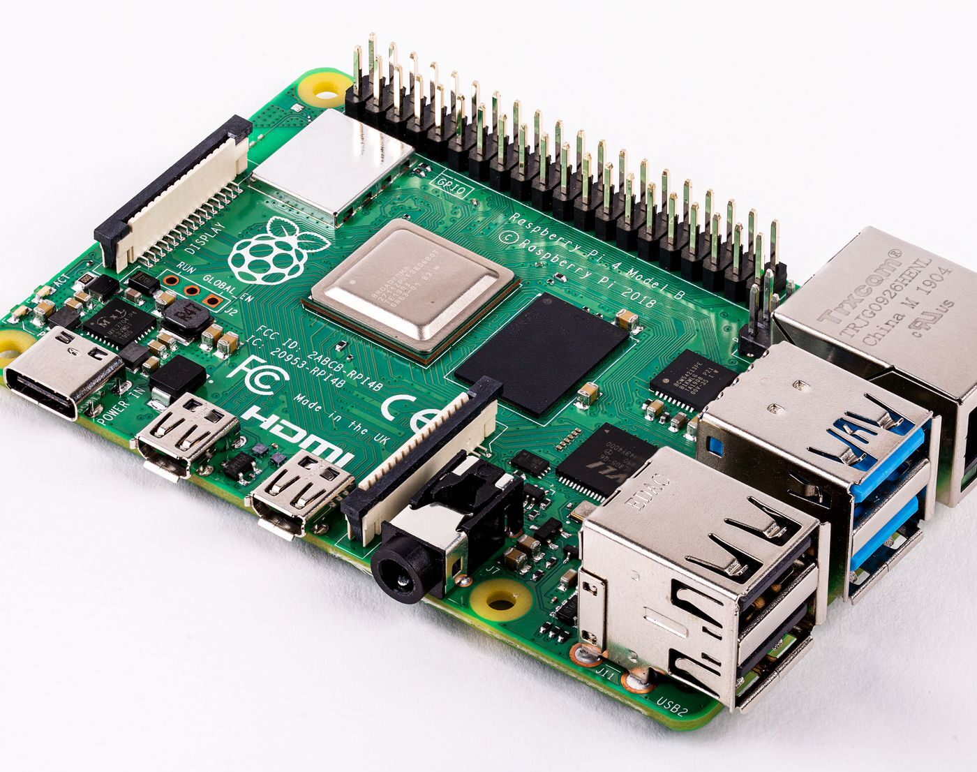 Raspberry Pi 4 Beta Firmware Brings True USB Boot for High-Speed Storage – no SD Card needed