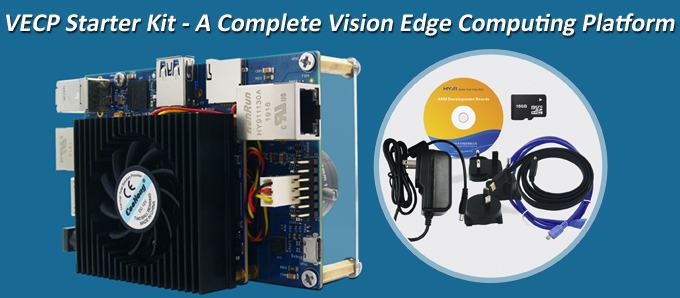 MYIR Introduces Zynq UltraScale+ MPSoC based Vision Edge Computing Platform