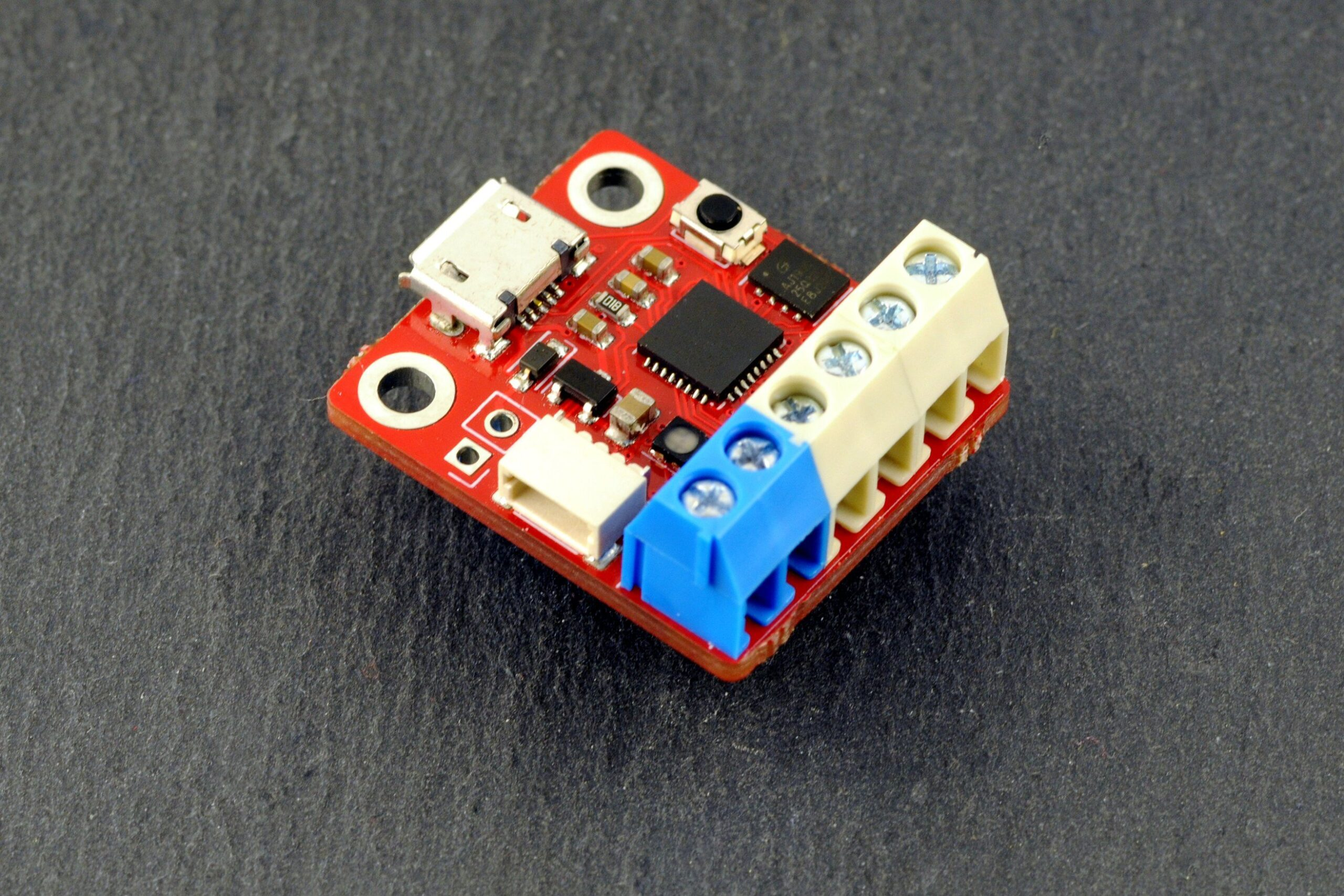 Tiny FIDI board for super-fast prototyping with CircuitPython