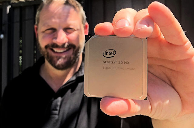 Meet the Stratix 10 NX FPGA: The First AI-Optimized FPGA From Intel