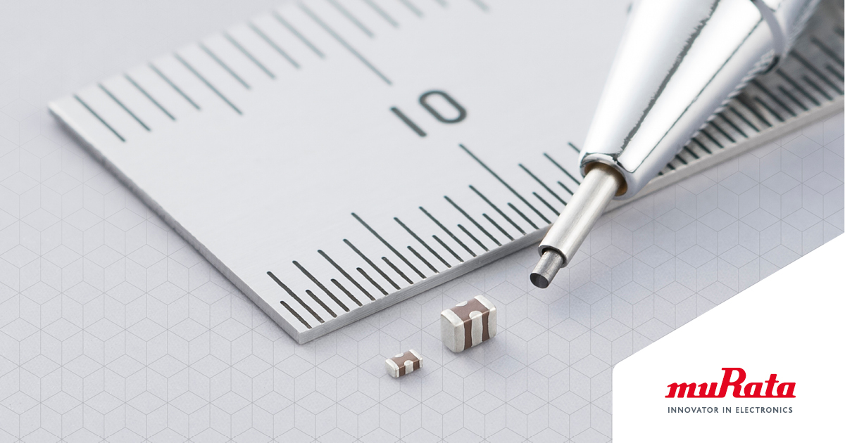 Small high-capacitance three-terminal MLCCs target automotive uses