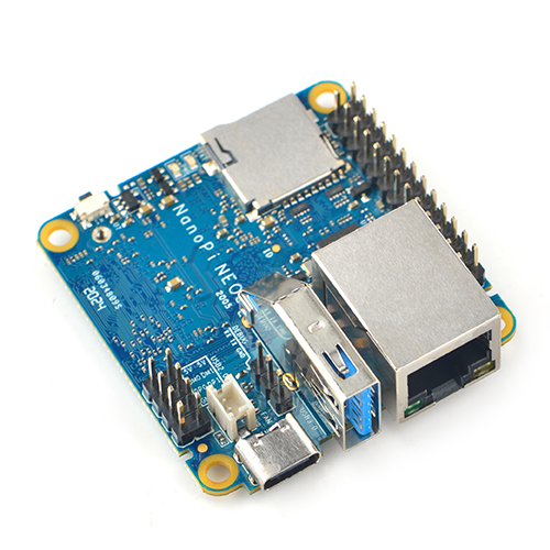 Tiny NanoPi NEO3 SBC comes with GbE and USB 3.0 and is ready for network storage