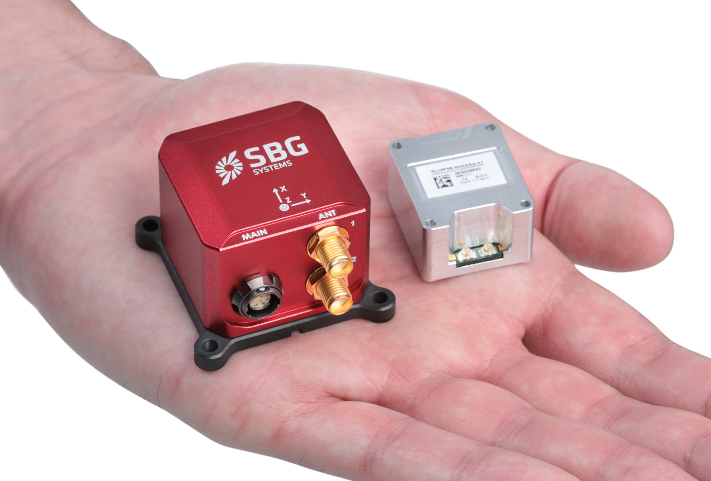 SBG Systems Ellipse-D Miniature Dual GPS INS