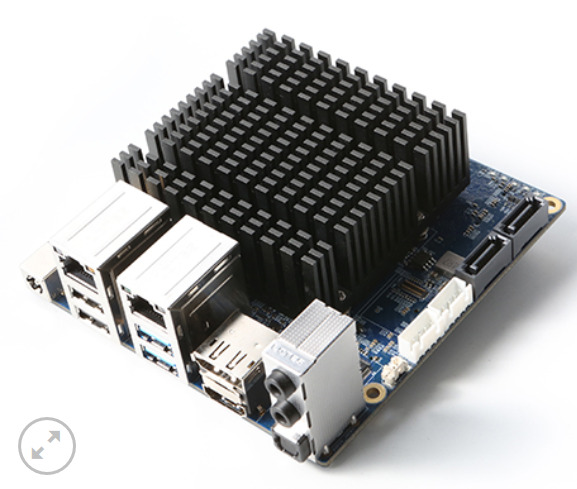 ODROID-H2+ SBC Features Celeron J4115 Processor Upgrade, and Dual 2.5GbE Networking Ports