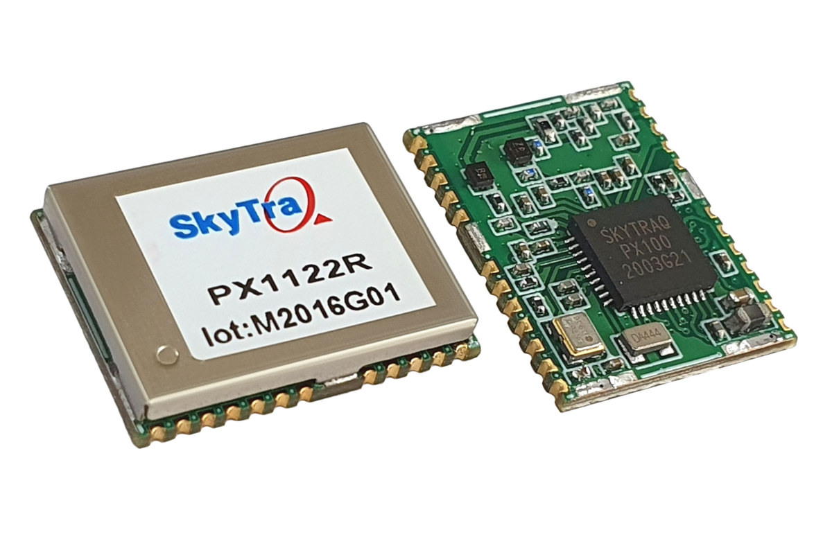 Skytraq Launches Tiny PX1122R Multi-Band RTK GNSS Module, Enabling Centimeter Accuracy